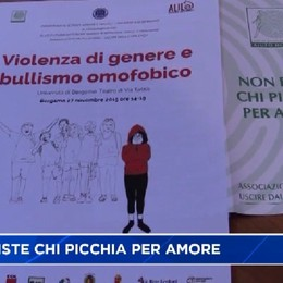 Giornata contro la violenza sulle donne; non esiste chi picchia per amore