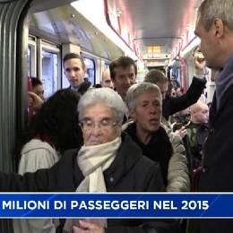 Teb verso un nuovo record di passeggeri nel 2015.