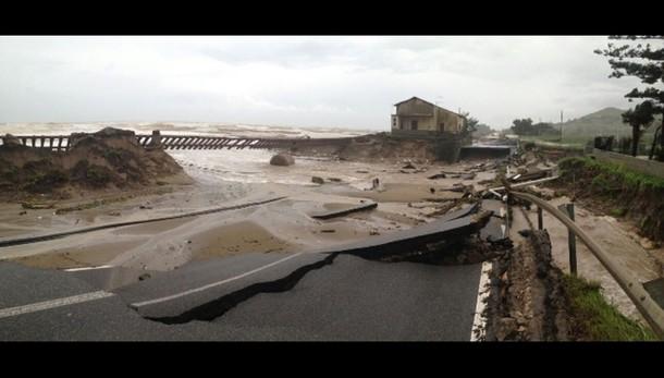 In Calabria ha smesso di piovere