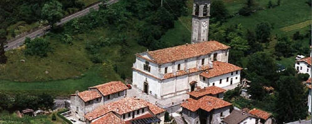 Ladri a Solto Collina e Piangaiano  Irruzione nelle chiese, già arrestati