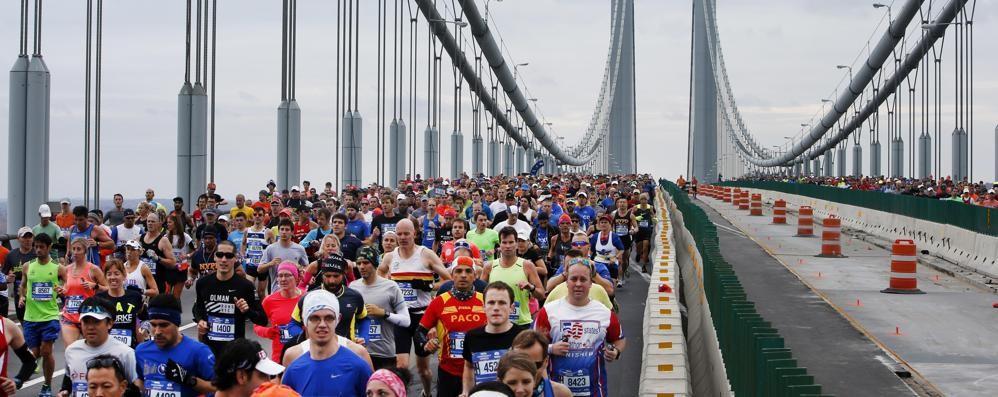Maratona New York, arrivano i risultati  Andrea Pomesano il primo bergamasco