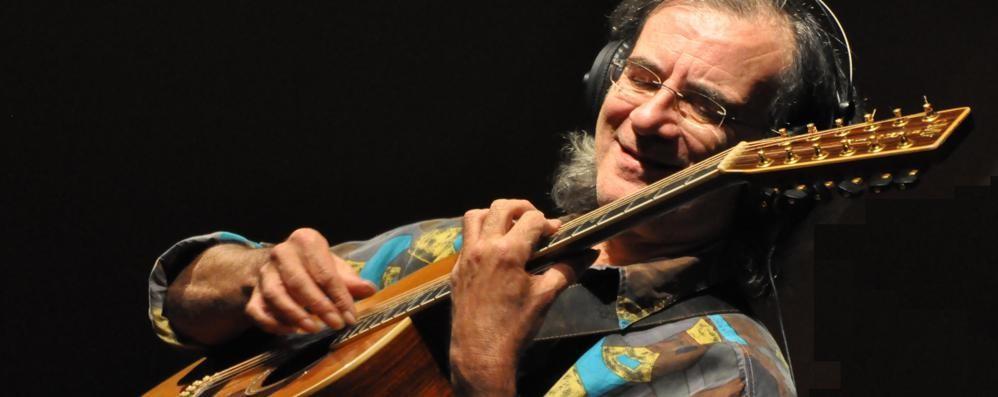 Musica per chitarra a Gandino Festival con due appuntamenti