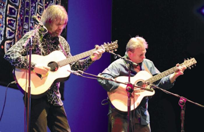 Beppe Gambetta e Tony McManus