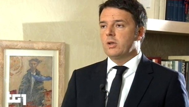 Roma: Renzi, bene Gabrielli e Tronca