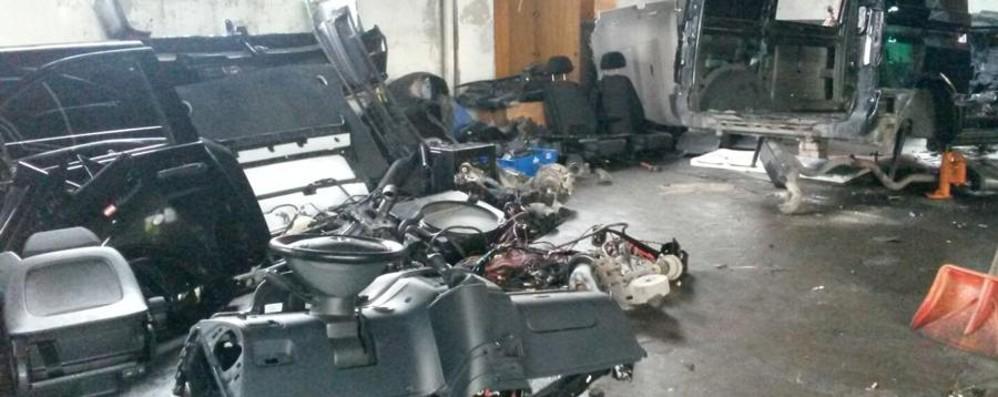 Rubavano furgoni anche in Bergamasca Banda smantellata grazie all'antifurto