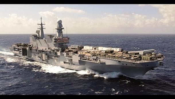 Tobruk a Onu, dubito fossero navi Italia