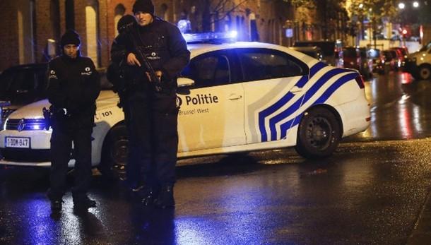 Allerta terrorismo massima a Bruxelles