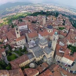 «Arte, architettura e... gelato» Bergamo conquista il Die Welt