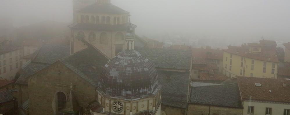 «Bergamo, meraviglia sotto la pioggia» Blogger canadese racconta il suo viaggio