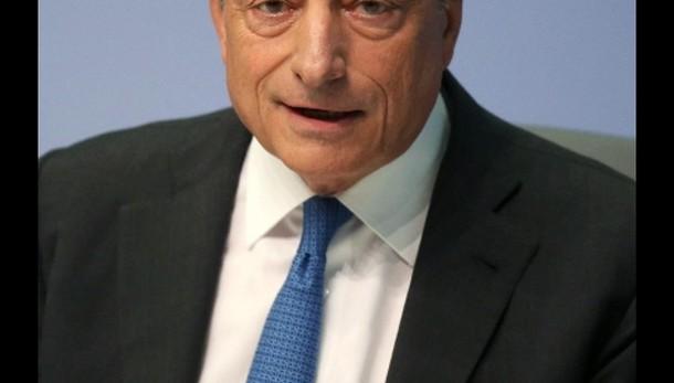 Draghi, faremo necessario per inflazione