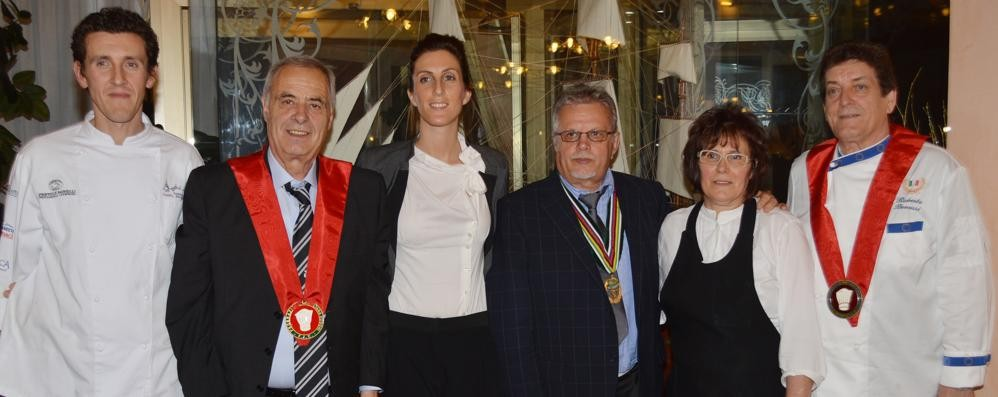 Il cuoco lombardo del 2015 è Roberto Benussi, di Clusone
