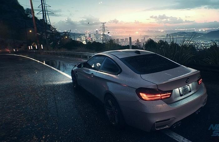 Need for Speed, immagini di gioco