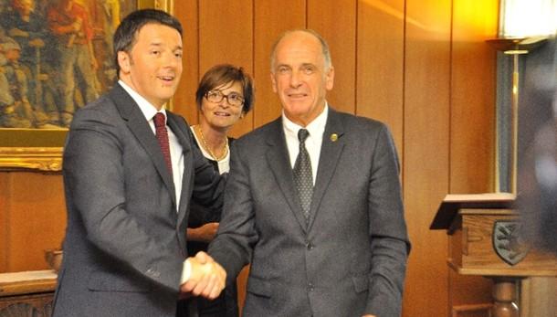 Renzi,chi ci vuole rinchiusi non vincerà
