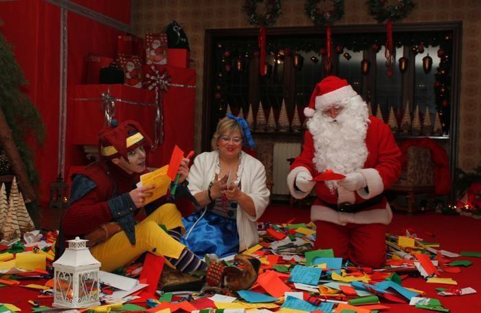 Casa Di Babbo Natale.Apre La Casa Di Babbo Natale Gandino Laboratori E Incontri