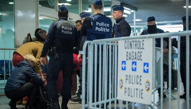 Bruxelles: sei fermi a Bierges