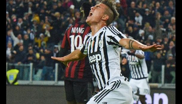 Serie A:la Juventus batte il Milan 1-0