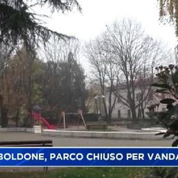 Torre Boldone. Esasperato dai vandalismi, sindaco chiude il parco