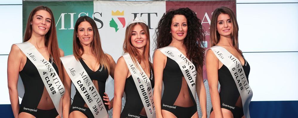 Miss Italia Lombardia 2016: 1ª tappa Quarta la bergamasca Brenda Mece