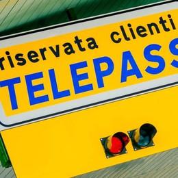 Autostrade, novità per il Telepass Ecco cosa cambia da gennaio