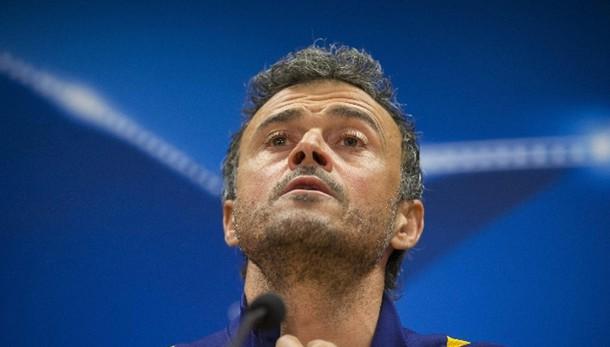 Barcellona, Luis Enrique avverte la Roma