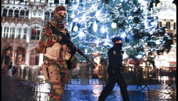 Bruxelles: livello allerta resta massimo