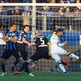 Il gol del Torino siglato da Bovo