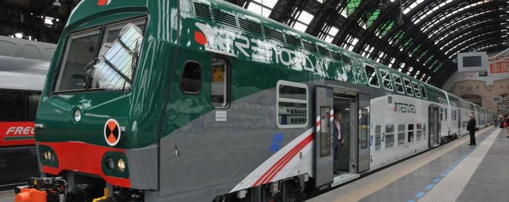 I pendolari danno i voti al Vivalto In rete sondaggio sulla Milano-Bergamo