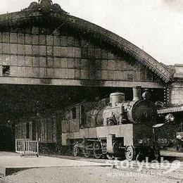 Il fischio del treno  e la tettoia scomparsa