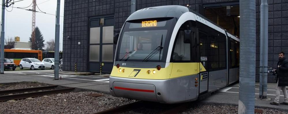 Il tram dei desideri fino a Terno Può rivoluzionare la mobilità