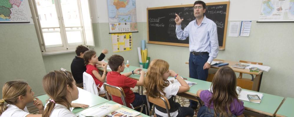 Insegnanti malpagati Un affare di stato