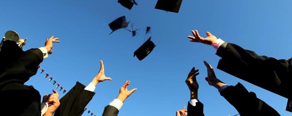 Laurea triennale: Bergamo batte Milano La metà  degli studenti trova presto lavoro