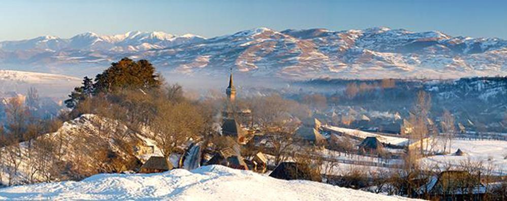 Maramureş e Bucovina riti e tradizioni d'inverno