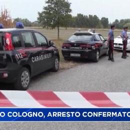 Omicidio di Cologno dello scorso agosto, arresto confermato