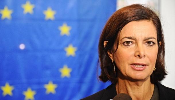 Parigi:Boldrini a camera ardente Valeria