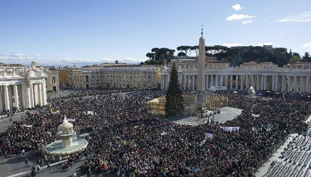 Vaticano non ha chiesto più sicurezza