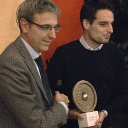 A Bonaventura il Premio Turani «Bergamo resta casa mia» - Video