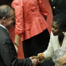 Calderoli e gli insulti alla Kyenge Parola alla Corte Costituzionale