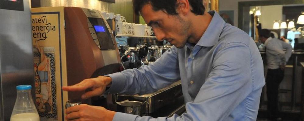 Il barista dell'anno? È a Bergamo  Maurizio Valli del Bugan Coffee Lab
