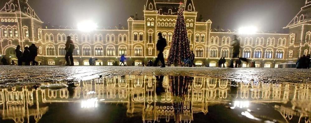 Dal 20 dicembre Mosca più vicina Collegamento low cost da Orio