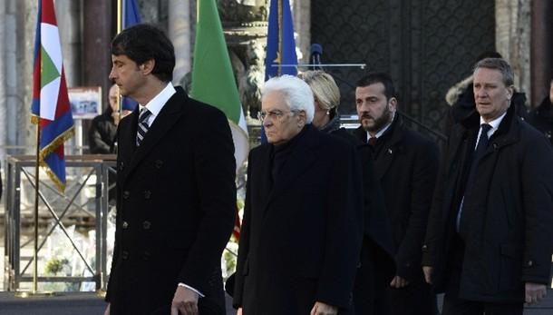 Mattarella, legalità questione cruciale