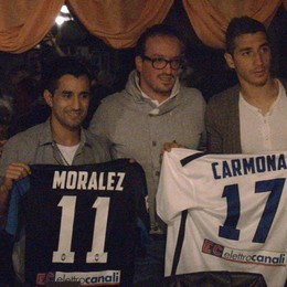 Moralez e Carmona ai tifosi - Video «Brutta sconfitta, ma ripartiamo»