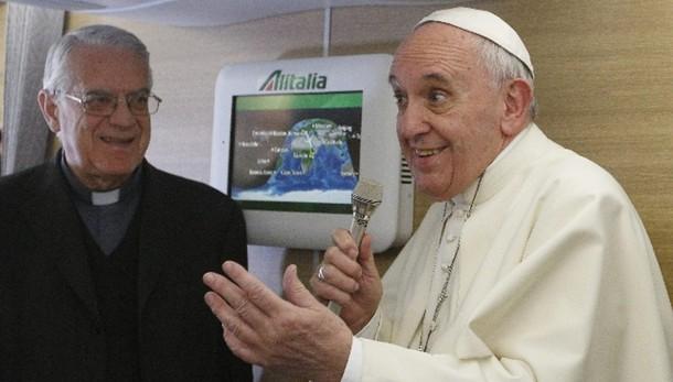Papa: vado con gioia in Africa