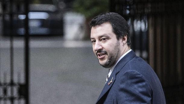 Salvini, ladro se l'è cercata