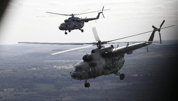 Elicottero cade in Siberia, 15 morti