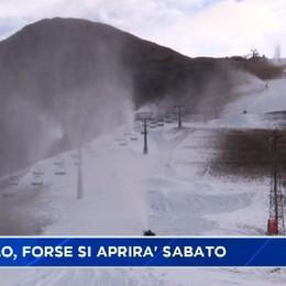Foppolo, pronti alla nuova stagione sugli sci