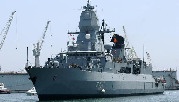 Isis, Berlino invia pure nave da guerra (2)