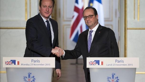 Isis: Cameron, dobbiamo colpire ora