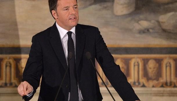 Renzi, non rinunceremo a vivere liberi