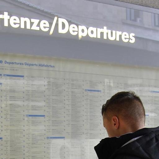 Trenitalia problemi di comunicazione ve lo raccontano i - Treno milano porta garibaldi bergamo ...