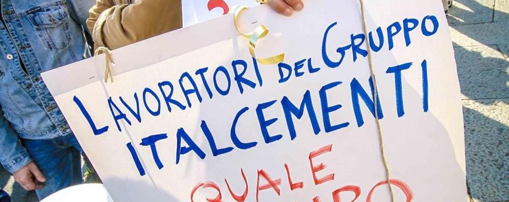 A Roma diplomazie al lavoro Italcementi, novità sulla Cigs